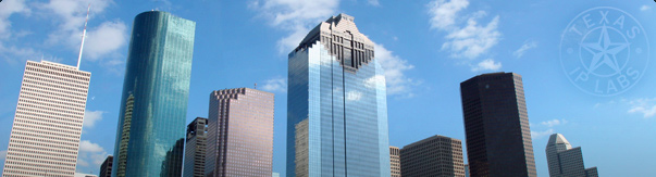 Texas IP Labs : Houston Skyline